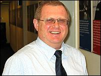 Olexiy Solohubenko, editor ejecutivo de la BBC