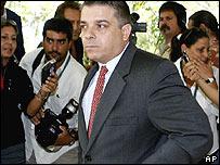 Canciller de Cuba, Felipe P�rez Roque.