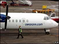 Aer Arann aircraft