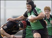 Connacht beat the Dragons 15-10