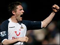 Spurs' Robbie Keane
