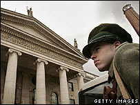 Easter Rising commemorations in Dublin