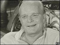 Truman Capote in 1980