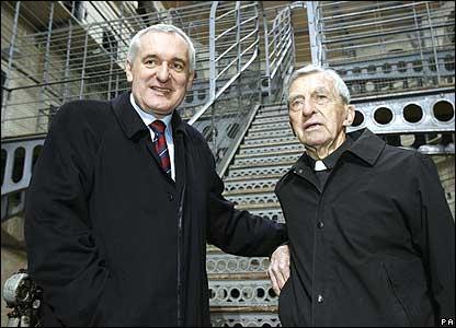 Bertie Ahern, Father Joseph Mallin