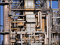 A refinery (Image: EyeWire)