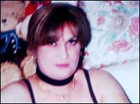 Dina - a transsexual killed in Baghdad in 2005