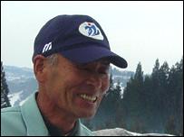 Keiichi Obuchi, rice farmer