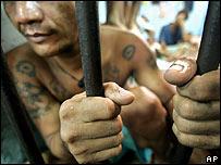 Manila jail inmate