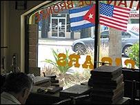 Tienda de habanos en la calle 8