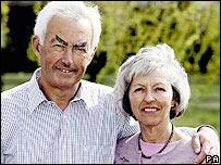 John and Sue Palmer
