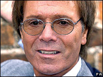Sir Cliff Richards