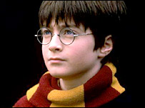 Harry Potter makes an appearance at Upton Park