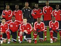 Trinidad and Tobago's team