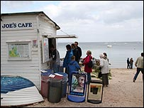 Joe's Cafe, Studland Beach, Dorset