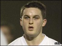 Ayr midfielder Craig Conway
