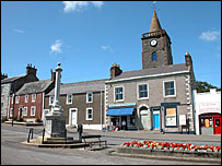 Whithorn - Undiscovered Scotland