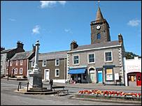 Whithorn - Undiscovered Scotland
