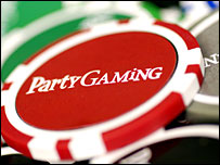 Partygaming chip