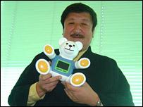 Tomy president Kanataro Tomiyama