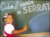 Disco Cuba le canta a Serrat