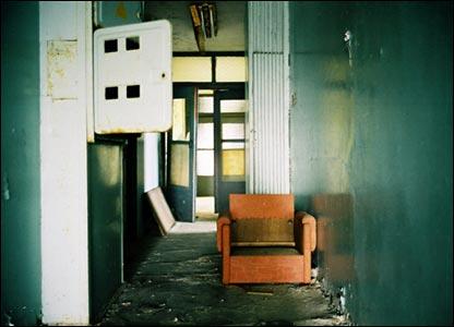 Одна из квартир в Припяти