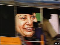 Poster of J Jayalalitha