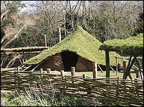 Cinderbury Iron Age farm