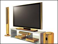 71 inch LG flat screen plasma TV