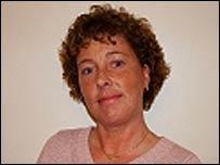 Head teacher Sue Tinson