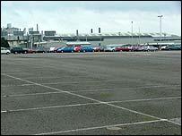 Ryton car park