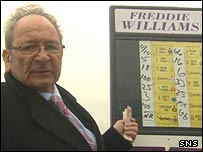 freddie williams bookmaker