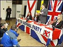 BNP campaign launch