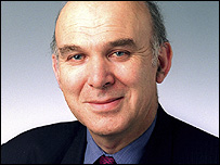 Dr Vincent Cable MP