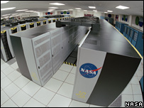 Columbia supercomputer (Nasa)
