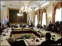 Reunión de la Comunidad Andina de Naciones
