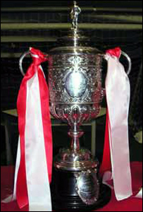 The oldest FA Cup
