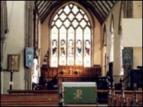 St Peters and St Mary's Stowmarket
