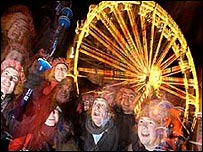 Edinburgh's winter festivals