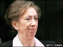 Environment Secretary Margaret Beckett