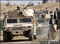 US forces in Helmand
