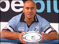 Jonah Lomu's stay in Wales is nearly over