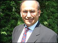 Dr Ramesh Mehta of Bapio