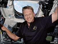 Piers Sellers   Image: Nasa