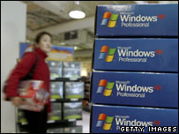 Microsoft Windows on sale
