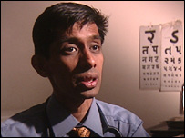 Dr Shashank Joshi