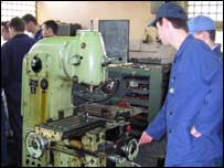 Workers are eager to be trained in automotive assembly