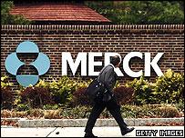 Merck plant