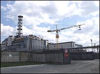 Reactor de Chernobyl. Foto: Vladimir Hern�ndez