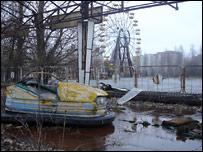 Лунапарк в Припяти