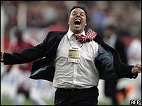 Pablo Correa, entrenador del Nancy.